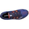 saucony Zealot Iso 3 Hardloopschoenen Heren blauw